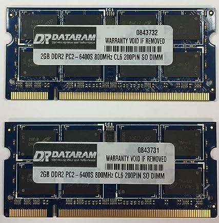 4?GB ( 2?x 2gb ) ddr2メモリfor Toshiba Satellite Pro p300?–?00?C