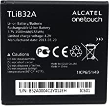 Alcatel TLIB32A 1500mAh 3.7V Battery for Alcatel One Touch 6010