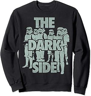 Star Wars Dark Side Troopers Poster Sweatshirt