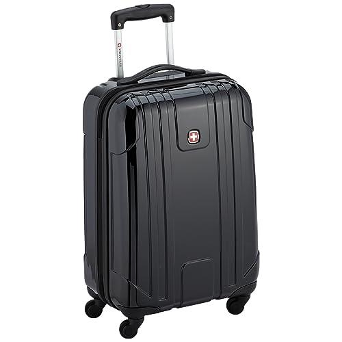 52702fd95 SwissGear Roller Case, 54 cm, 38.00 Liters, Black
