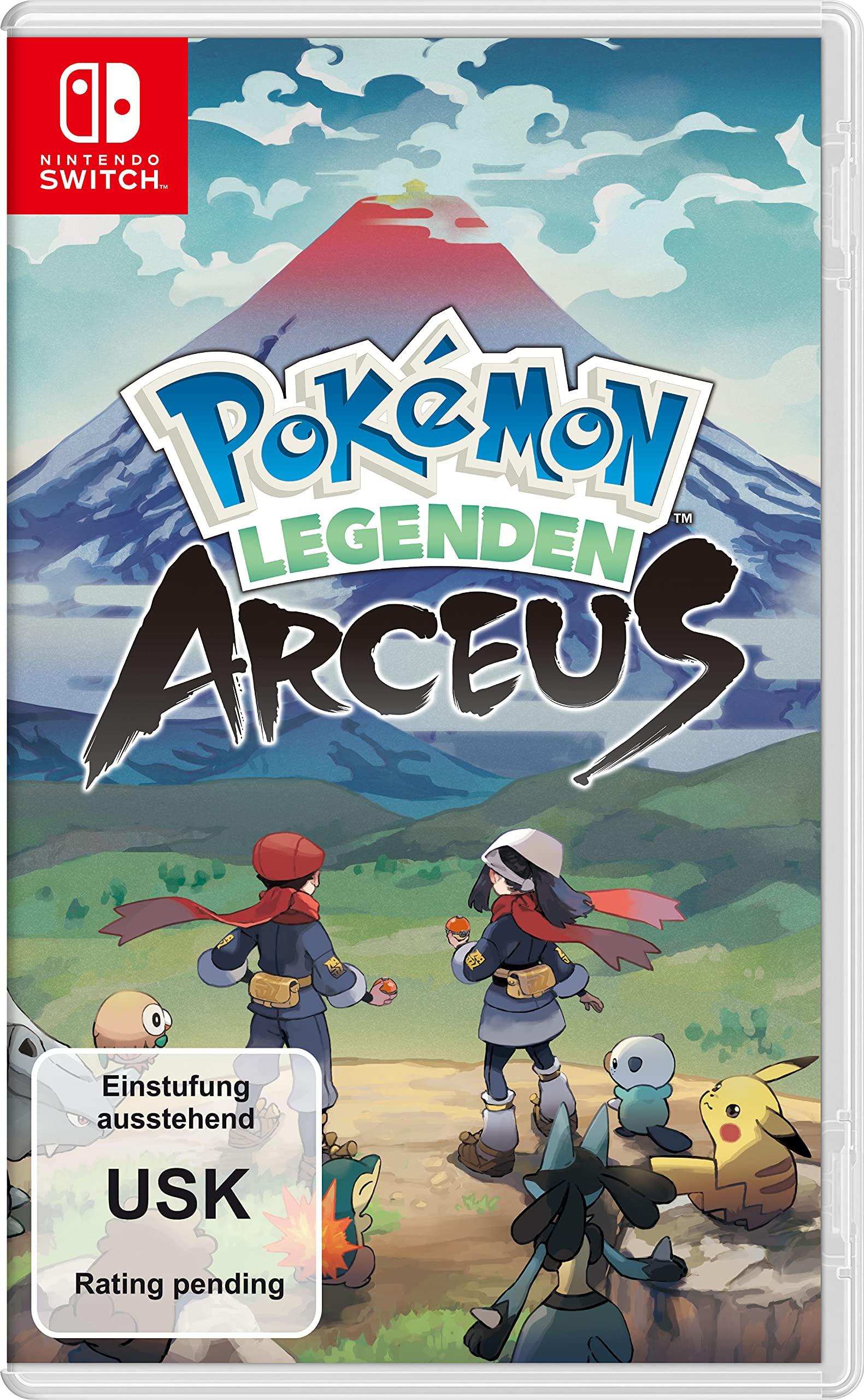 PokémonLegenden: Arceus [Nintendo Switch] - Pokemon Legenden Arceus