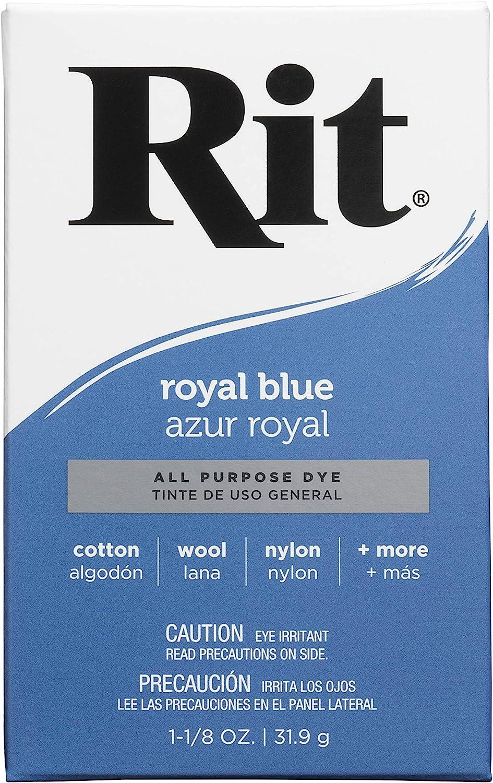 Challenge the lowest price of Japan Rit Royal Blue Purpose Powder 8 oz Dye 1-1 Very popular!