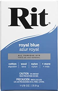 Rit Purpose Powder Dye, Royal Blue, 1-1/8 oz