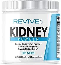 Revive MD | Kidney RX | Premium Kidney Health Supplement for Men and Women | Improves Kidney Function | Aids with Overall Health | Repairs Kidney Function | Detoxes Kidneys | 360 Capsules