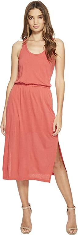 Brigitte Bailey - Anchor Midi Tank Dress w/ Knot Back