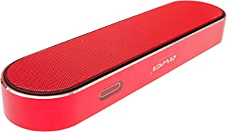 Awei Y220 Bass Stereo Mini Wireless Bluetooth Speaker For Smartphones - Red
