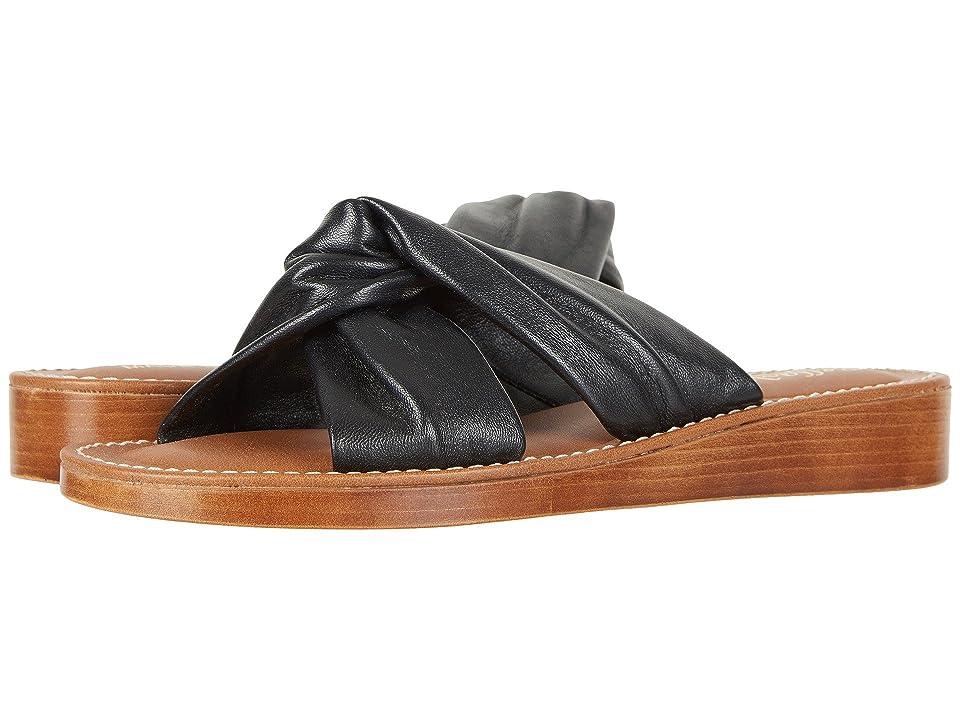 Bella-Vita Noa-Italy (Black Italian Leather) Women