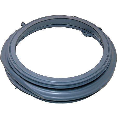 GENUINE BEKO WASHING MACHINE DOOR SEAL RUBBER GASKET WMB71642W WME7267S WM7127S