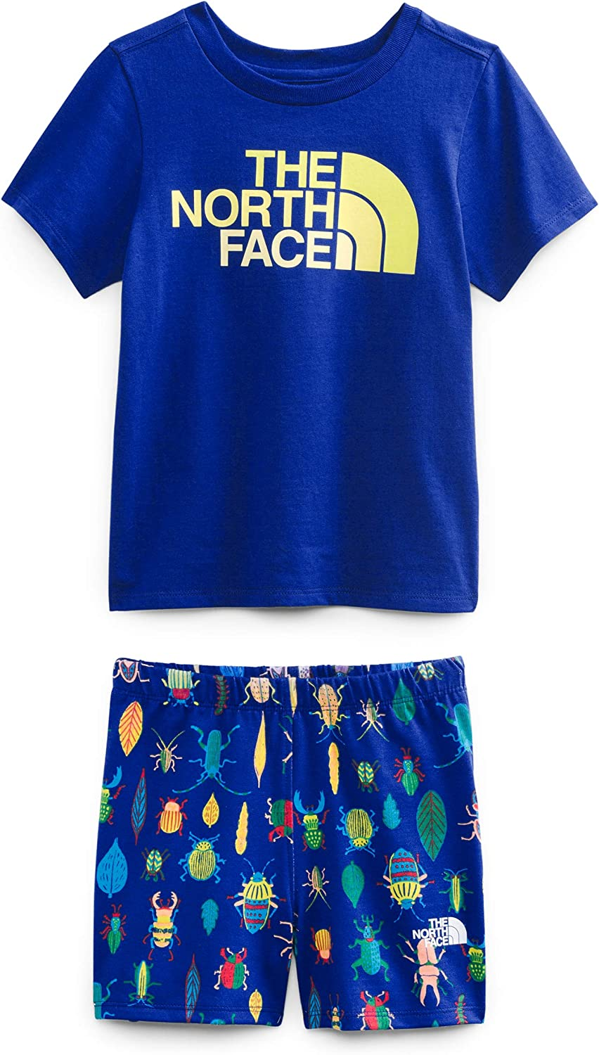 The North Face Toddler Cotton Summer Two-Piece Set