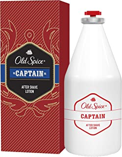 Old Spice Captain Lozione Aftershave - 100 Ml