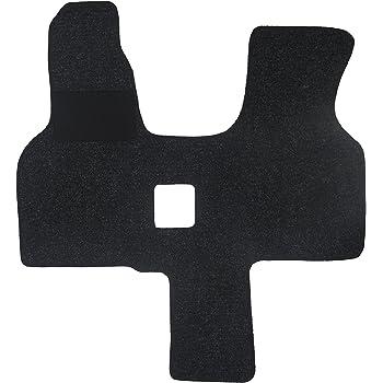 Autoteppich Fahrerhaus Fußmatten für VW T4 Automatik 2-Sitzer