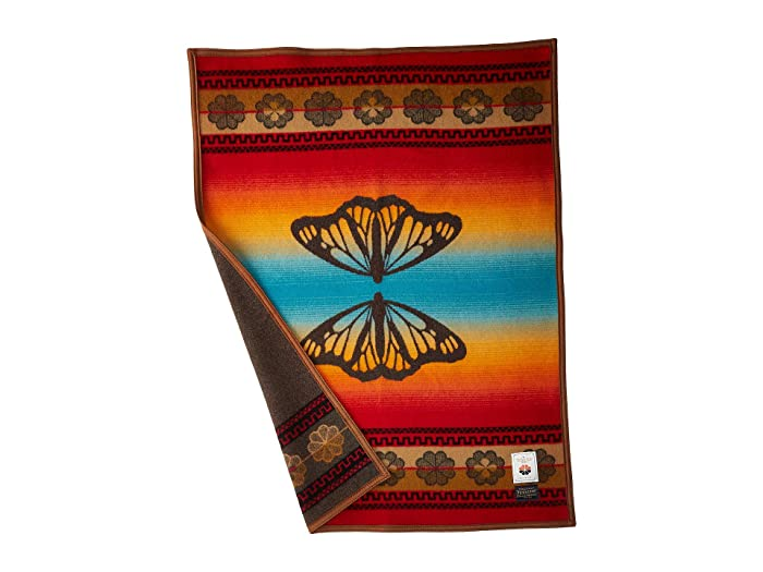 American Indian College Fund Baby Blanket (Butterfly) Blankets