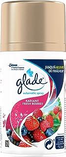Glade By Brise Recharge pour Diffuseur Automatic Spray, Fraîcheur et Parfum d'Ambiance dans la Maison, 269 ml, Senteur Fru...