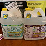 Color Blanco L/íquido Limpiador para Tiendas y toldos 1 L Fenwicks Awning and Tent Cleaner
