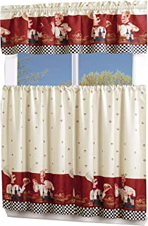 fat chef curtains