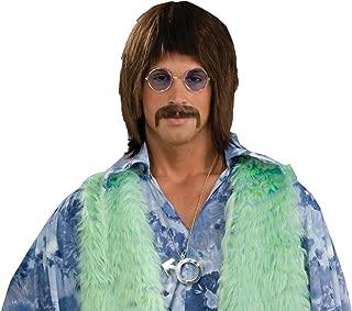 Forum Novelties Men's 1960's Costume Singer Wig