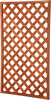アイリスオーヤマ ラティス W-915 ブラウン 幅90cm×高さ150cm
