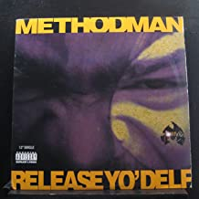 Method Man - Release Yo` Self - Lp Vinyl Record