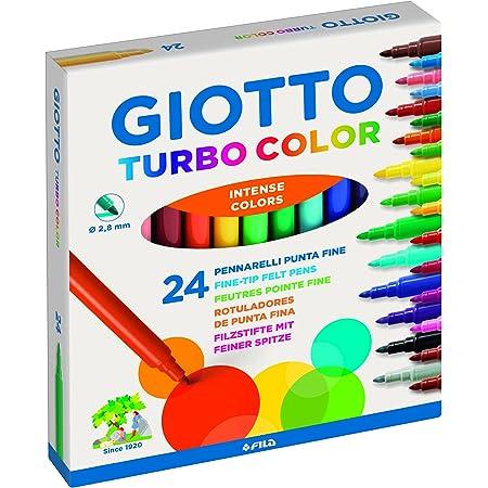 Giotto Turbo Color Rotuladores, Multicolor