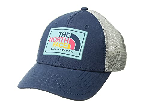 6836d40003f The North Face Kids Youth Mudder Trucker Hat at Zappos.com