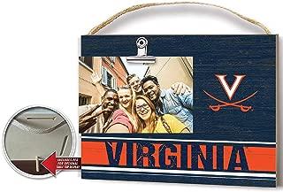 KH Sports Fan Clip It Colored Logo Photo Frame Virginia Cavaliers