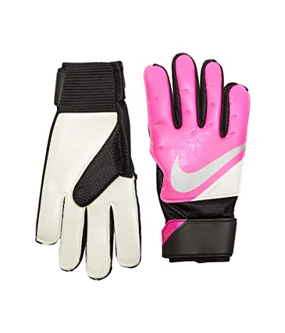 Nike Kids Match Jr FA20 (Little Kid/Big Kid) (Pink Blast/Black/Silver) Extreme Cold Weather Gloves