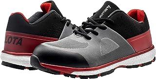 Bellota 72224NB42S1P Zapato de seguridad, Gris, Rojo, 42