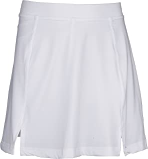 Rhino Girls Sports Performance Skort (UK Size: MJ) (White)