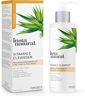 acne cleanser by InstaNatural