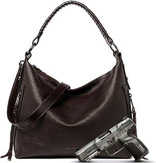 BOSTANTEN Damen Leder Handtasche Schultertaschen Designer Tote Bag