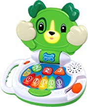 LeapFrog Peek-a-Boo LapPup Baby Toy, Interactive Musical Baby Toy with Sounds, Numbers, Shapes & Colours, Educational Toy ...