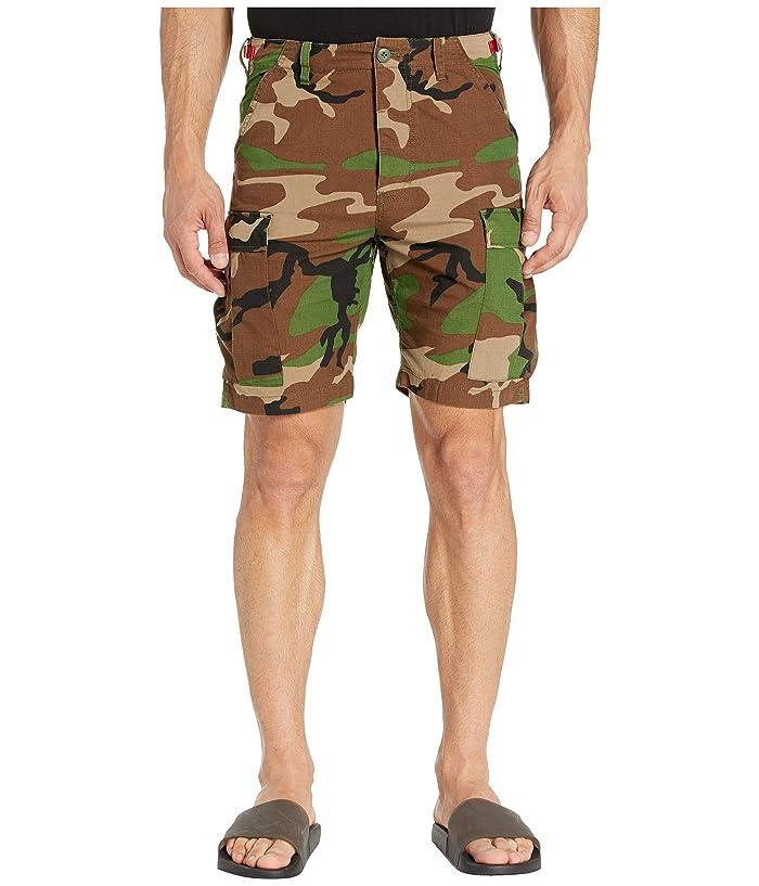 Topo Designs Cargo Shorts (Camo) Men
