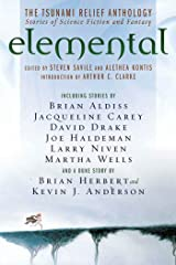 Elemental: The Tsunami Relief Anthology: Stories of Science Fiction and Fantasy Kindle Edition