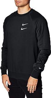 Nike Sportswear Swoosh Men's French Terry Crew Cj4871-010