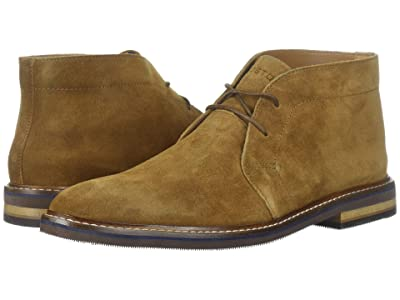 Bostonian Dezmin Mid (Cola Suede) Men