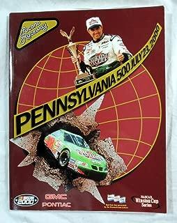 NASCAR Pennsylvania 500, Pocono Raceway July 23, 2000 Souvenir Program