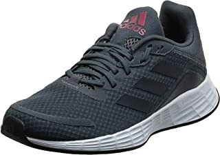 Adidas Duramo SL Contrast Side Stripe Lace-Up Running Shoes for Women