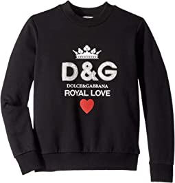 Royal Love Sweatshirt (Big Kids)