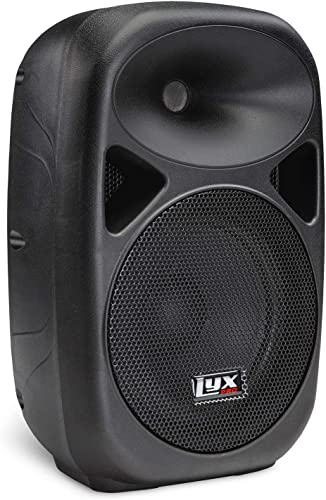 """lowest LyxPro 10"""" lowest Inch Passive DJ PA Speaker System XLR,1/4,Speakon, Connections Daisy Chain Compatible, 8 Ohm, Lightweight, 2021 Stand Mountable , online"""