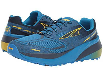 Altra Footwear Olympus 3.5 (Blue/Yellow) Men