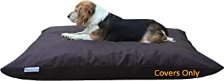 ACW Do It Yourself DIY Pet Bed Pillow Duvet 1680 Durable Cover + Waterproof Internal case for Dog/Cat at Medium 36