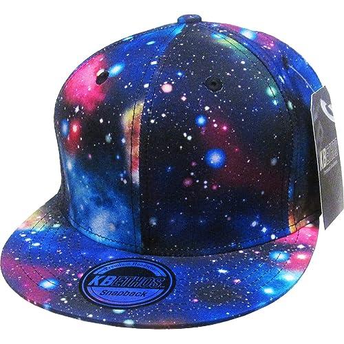647abcd52c126 KBETHOS Galaxy Snapback Dad Hat Baseball Cap