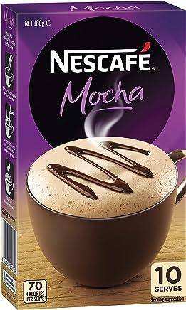 NESCAFÉ Mocha, 1 pack of 10 serves