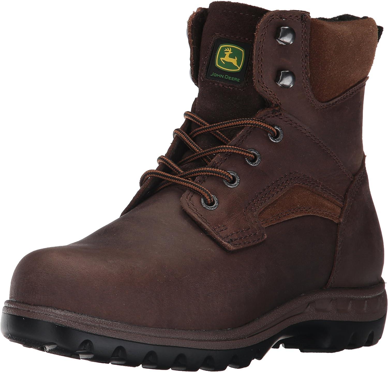 John Deere Womens JD3694 Ankle Boot
