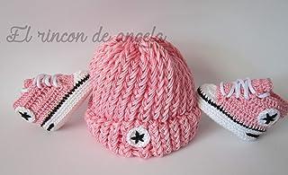 Amazon.es: Gorros Para Bebes A Crochet: Handmade