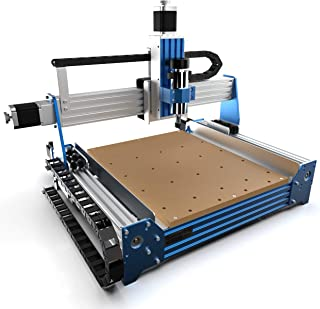 Genmitsu CNC Router Machine PROVerXL 4030 for Wood Metal Acrylic MDF Carving Arts Crafts DIY Design, 3 Axis Milling Cuttin...
