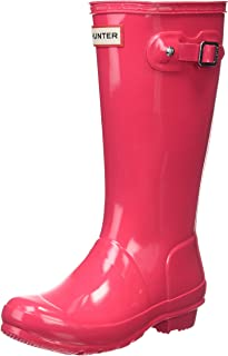kids hunter wellington boots