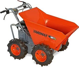 YARDMAX YD4103 Power Wheel Barrow, 660 lb. Capacity, Briggs and Stratton, CR950, 6.5 hp, 208cc