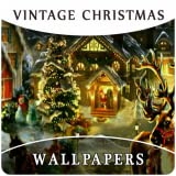 Vintage Christmas Wallpapers And Background