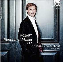 Mozart Keyboard Music Vol.7